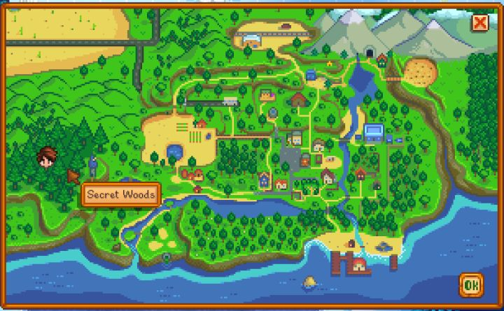 Stardew Valley Best Fishing Spots 2021